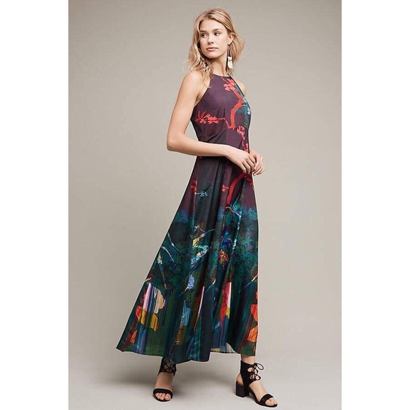 Anthropologie Dresses Moulinette Soeurs Maxi Dress From